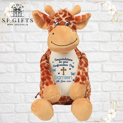 Confirmation Giraffe