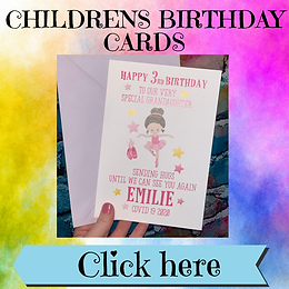 Cards - Childrens Birthday