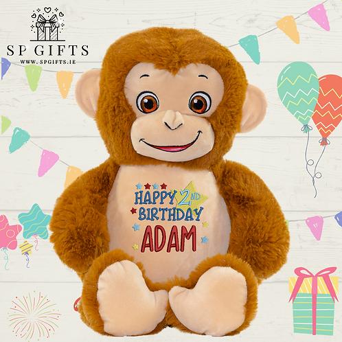 Birthday - Monkey