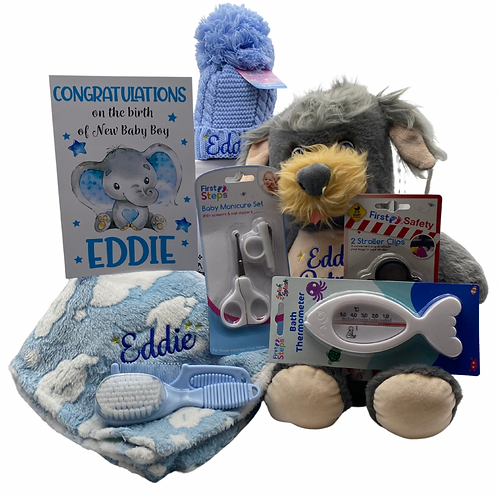 TicToc Featured New Baby Essentials Box