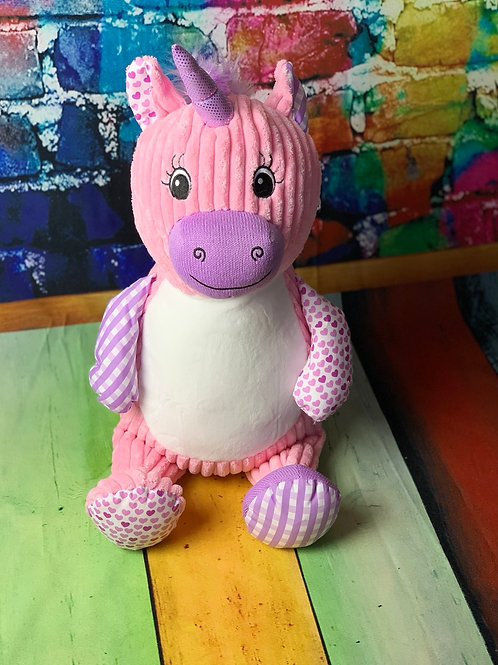 Harlequin Pink Unicorn (Certified Safe for all Ages 👶🏻)