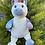 Thumbnail: Personalised Cupcake Sensory Unicorn