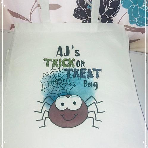 Cute Spider Halloween Bag