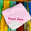 Thumbnail: Bubble Mink Sherpa Baby Blanket - Pink