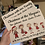 Thumbnail: Christmas Family a4 Print