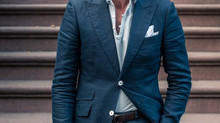 5 Tips For Pulling Off A Linen Suit With Style
