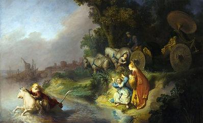 Il-rapimento-di-Europa-Rembrandt-The-Abd