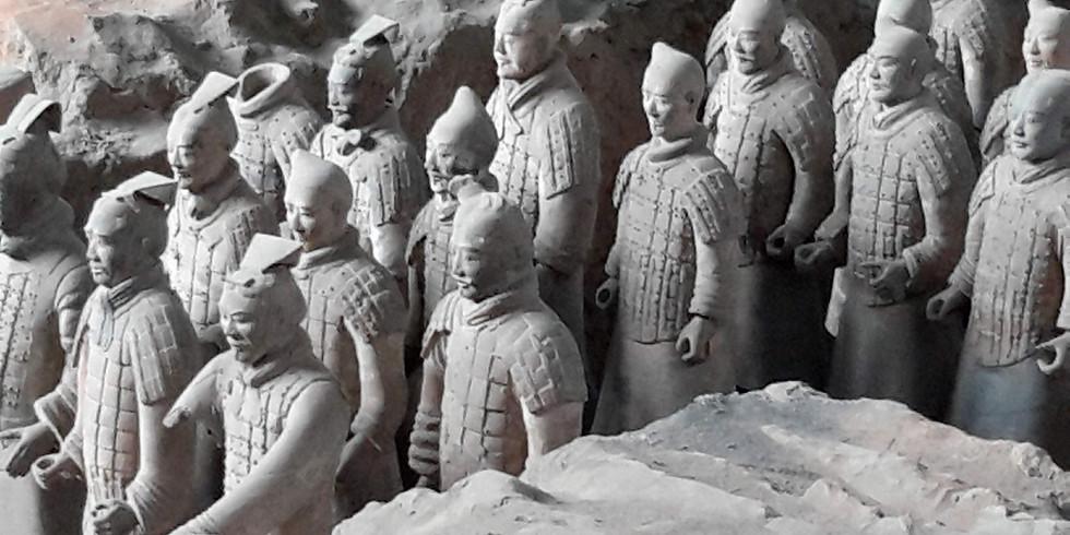 Voyage en Chine :  ANNULE