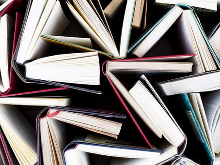 Des livres, des livres et encore des livres