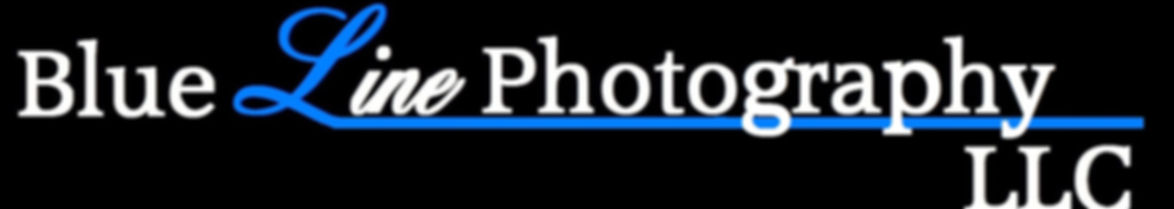 Blue Line Photography LLC Logo