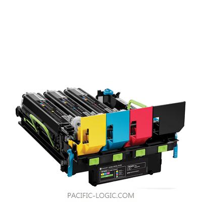 74C0ZV0 - CS720/CS725/CX725 Color (CMY) Return Program Imaging Kit