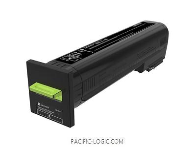 72K3XK0 - CS820 Black Extra High Yield Return Program Toner Cartridge