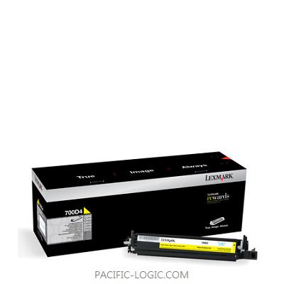 74C0D40 - CS720/CS725/CX725 Yellow Developer Unit