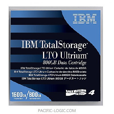 95P4436 - IBM LTO Ultrium 4 Data Cartridge