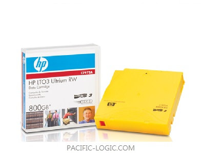 C7973A - HP LTO-3 Ultrium Read/Write Data Cartridge