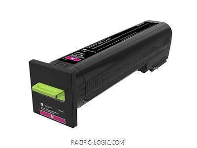 72K3XM0 - CS820 Magenta Extra High Yield Return Program Toner Cartridge