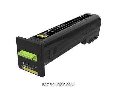 72K3XY0 - CS820 Yellow Extra High Yield Return Program Toner Cartridge