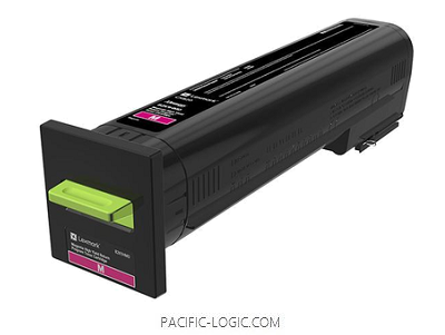 82K3XM0 - CX825/CX860 Magenta Extra High Yield Return Program Toner Cartridge