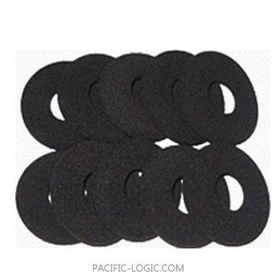King Sized Leatherette ear cushions10 pcs