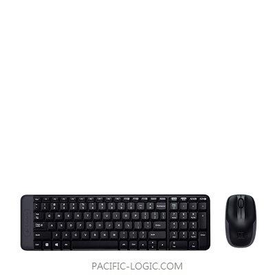 Logitech Wireless Combo MK220 - TW