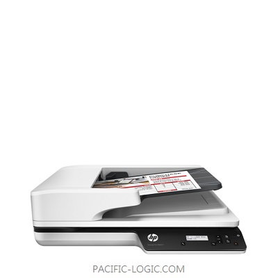 L2741A - HP ScanJet Pro 3500 f1 平放式掃描器