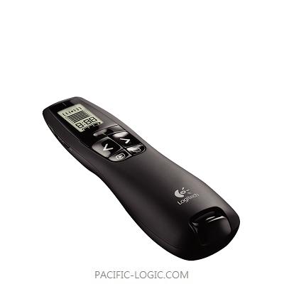 Logitech Professional Laser Presenter R800 - TW+KOR(P/N: 910-001360)