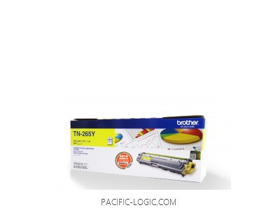 TN-265Y - Brother Yellow Toner High Yield