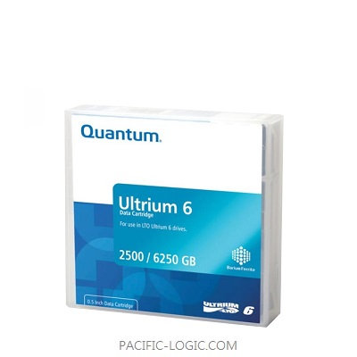 MR-L6MQN-01 - Quantum data cartridge, LTO Ultrium 6 (LTO-6)