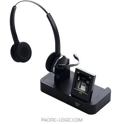 Jabra PRO 9465 DUO  (Desk, PC, Mobile)