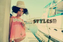 Styles For Less campaign 2012