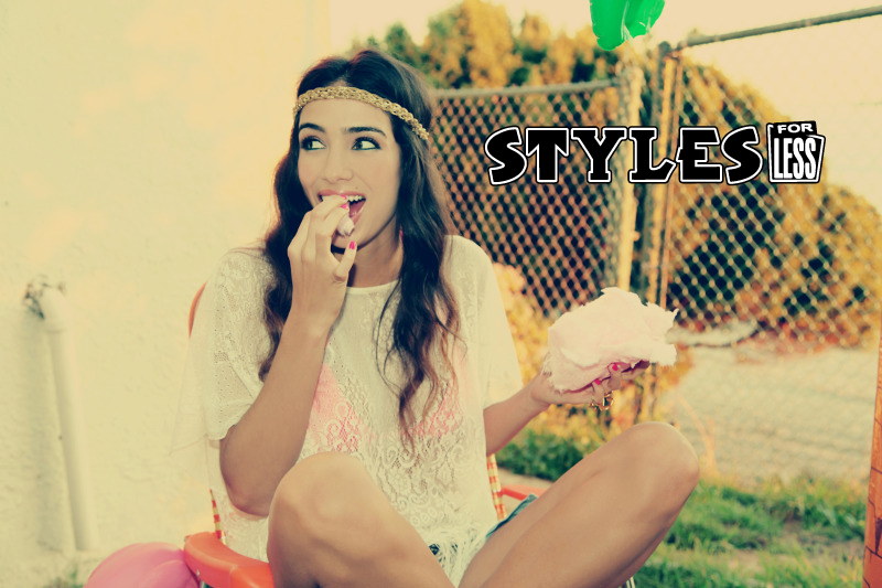 Styles For Less campaign