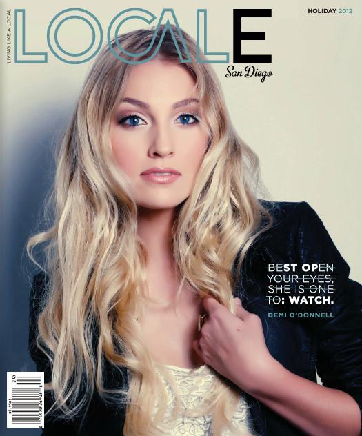 Locale Magazine San Diego Cover