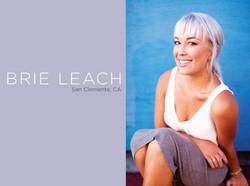Brie Leach featured makeup arist