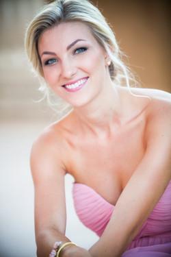 Breanna Griffiths maid of honor