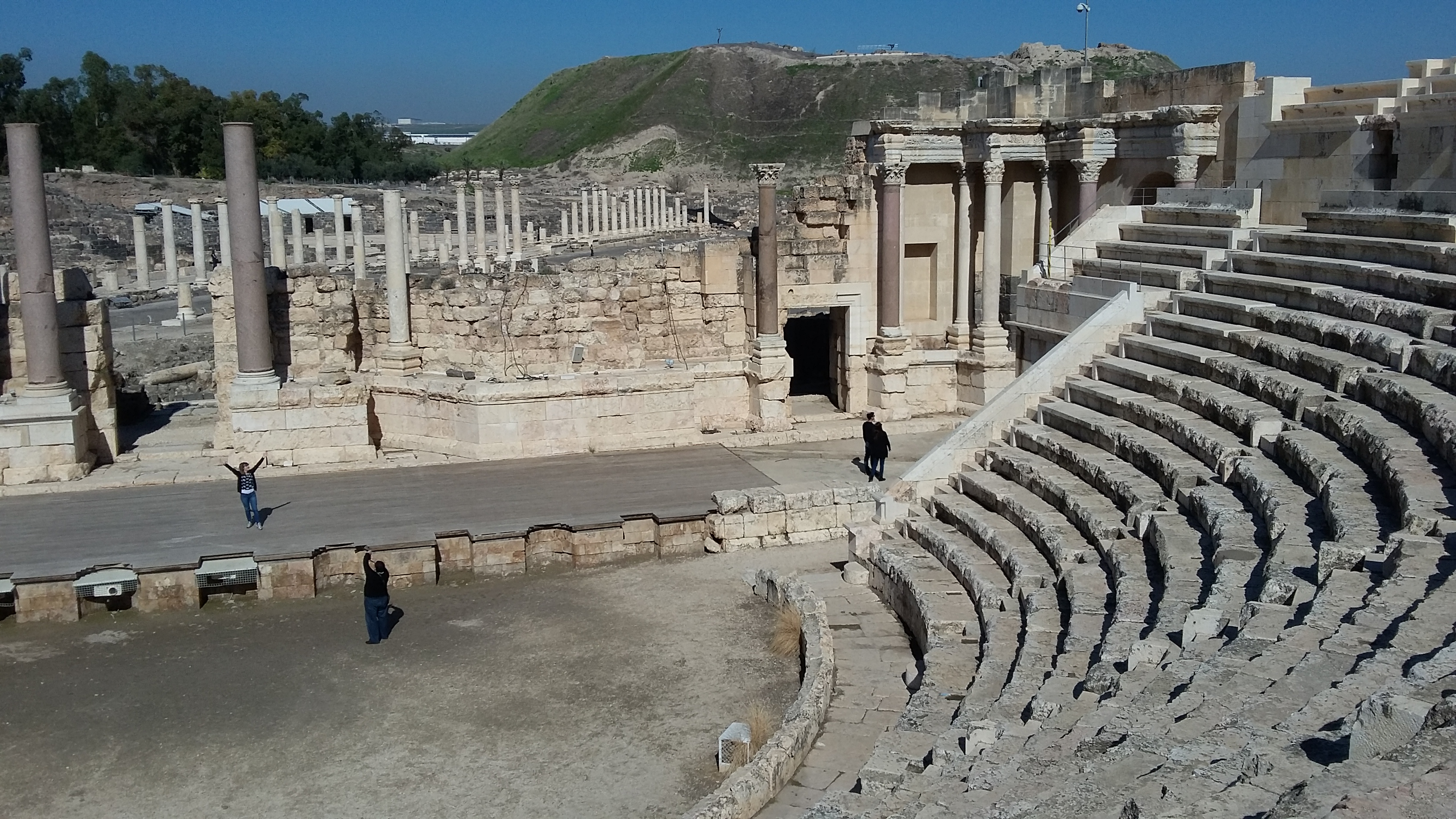 Beit Shean Theater