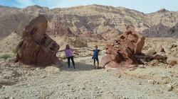 Red Canyon, Arava