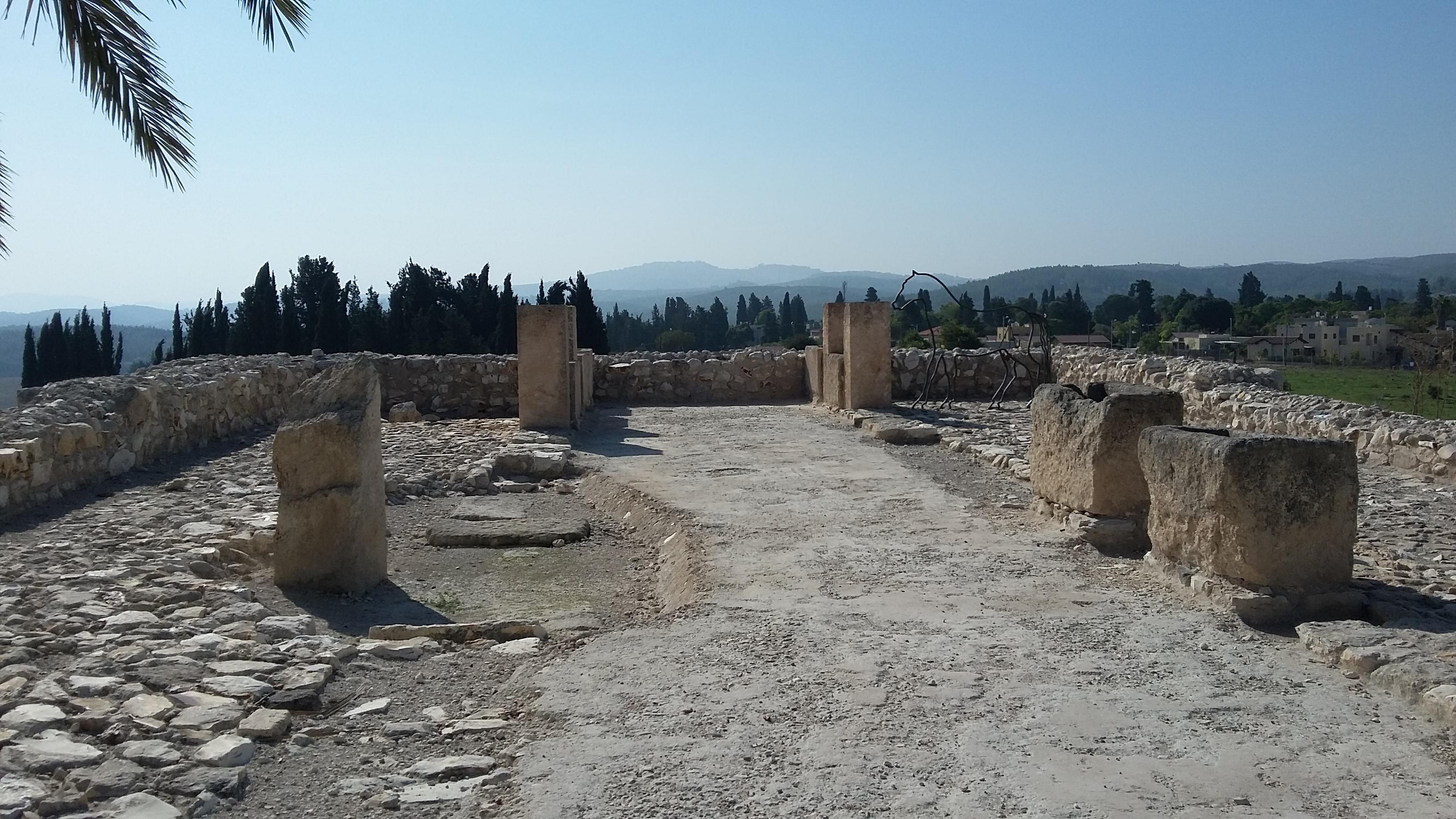 Ancient Megiddo