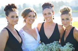 Renee & Bridesmaids