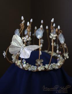 Swarovski Embellished 'Alice' Crown