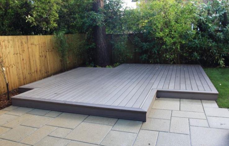 CJ Landscaping | Composite Decking