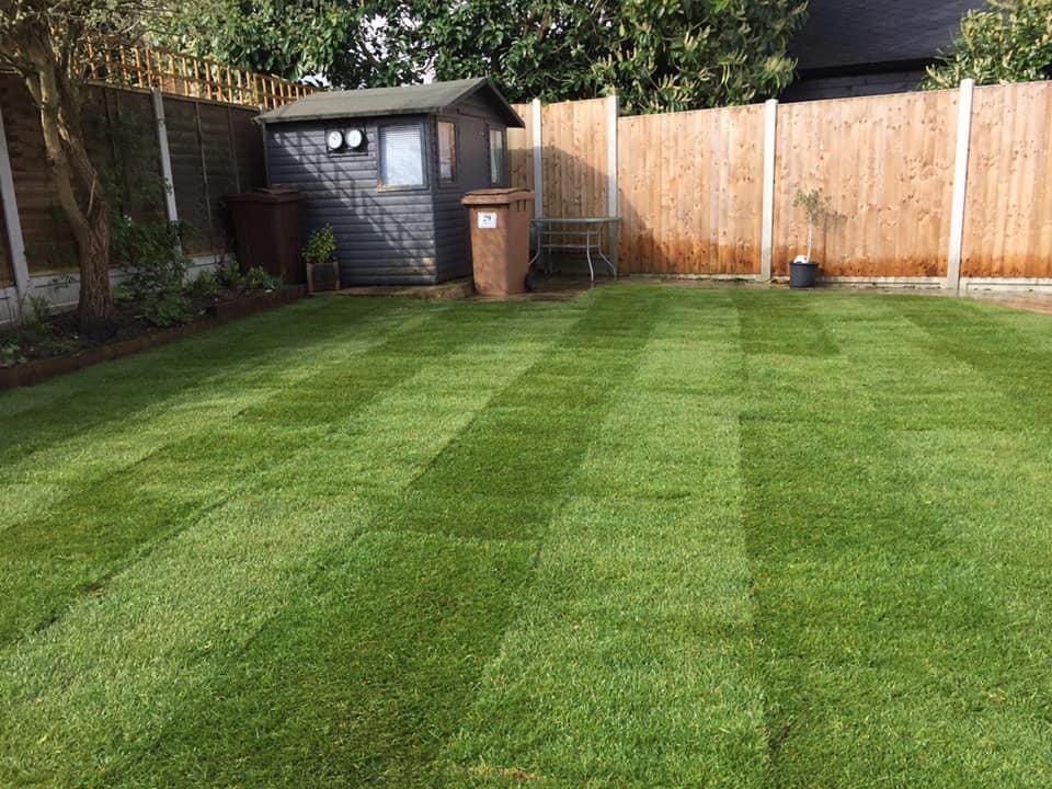 CJ Landscaping | New Lawn & Maintenance