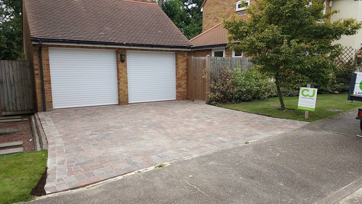 CJ Landscaping | Driveways