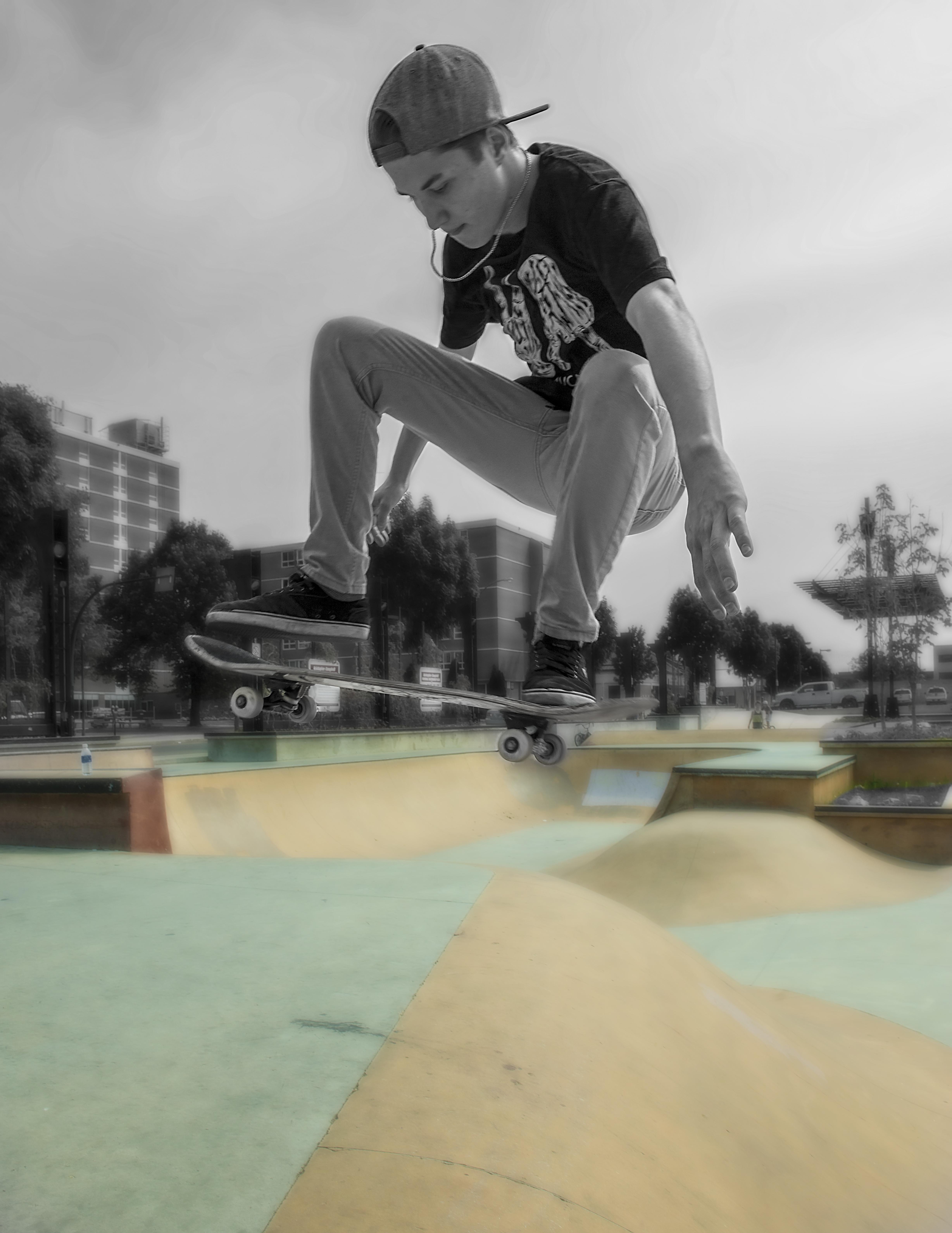 Brandon Skate park2