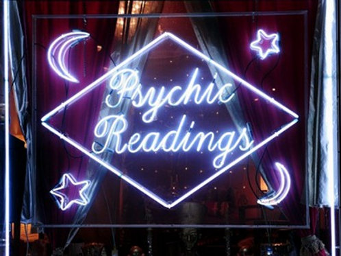 Psychic Reading - One Hour