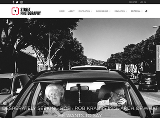 Feature on StreetPhotography.com