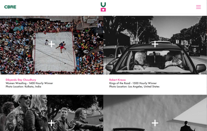 CBRE Urban Photographer of the Year - Hourly Winner for 3:00pm