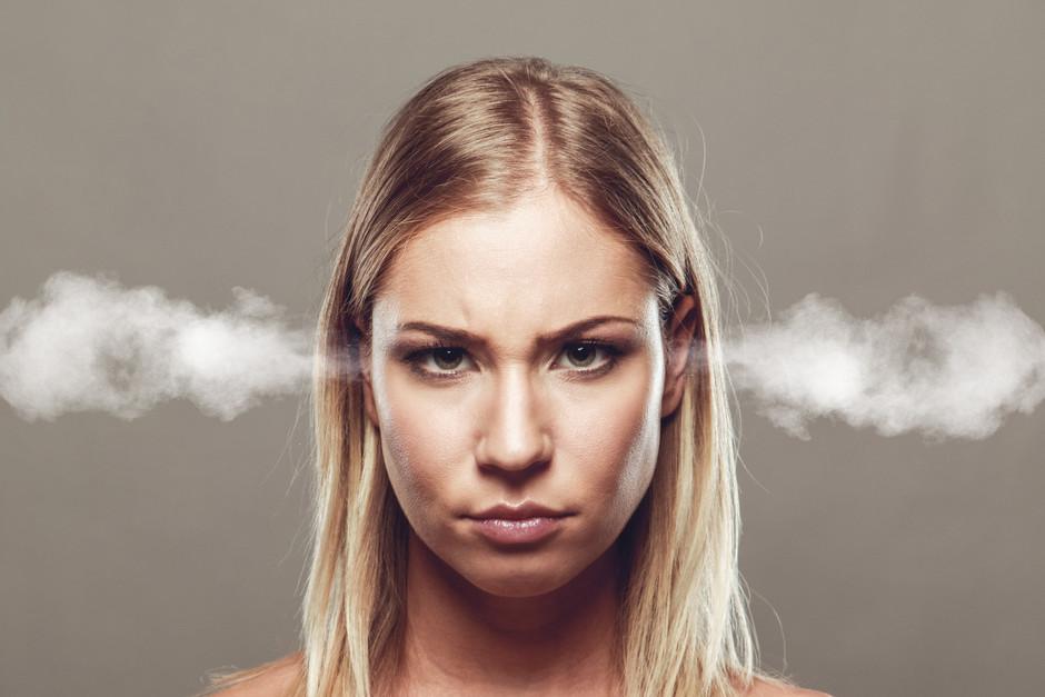 תפיסות מגבילות – אם אני אכעס אני עשוי/ה לאבד שליטה