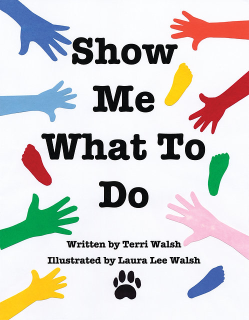 """Show Me What To Do"" Book"