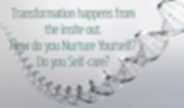 Lucie Legare Nurture - Transformation from the inside out