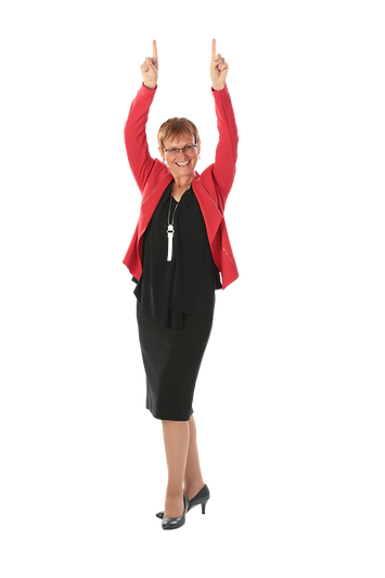 Lucie Legare helping you to transform your life